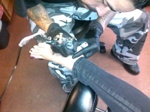 Getting a Tat2